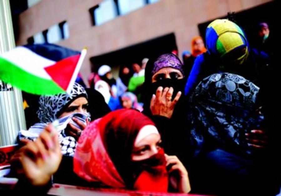 Manifestation de bédouins
