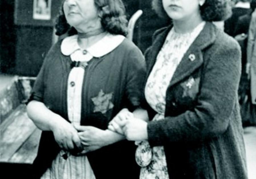 Femmes juives dans le Paris occupé en 1942