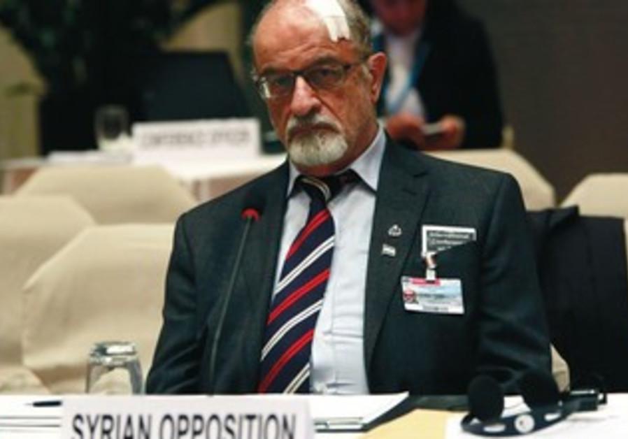 syrian opposition geneva summit