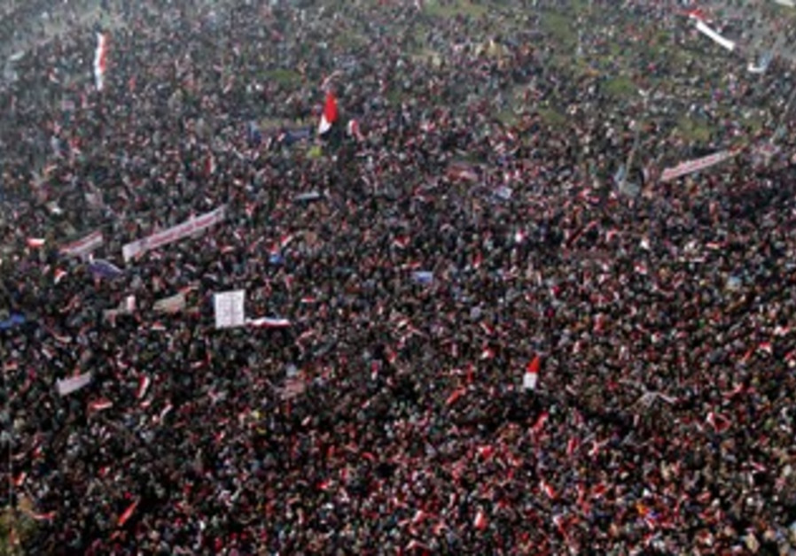 Protest in Cairo