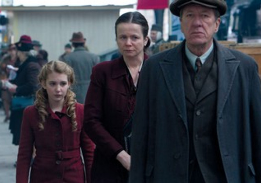 A scene from 'The Book Thief.'