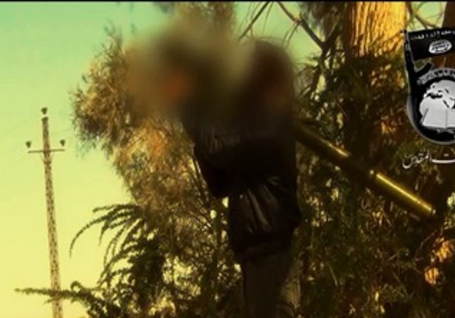 Jihadists in the Sinai Peninsula do battle with Egyptian forces.