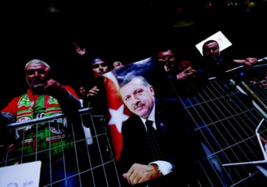 Photo d'Erdogan