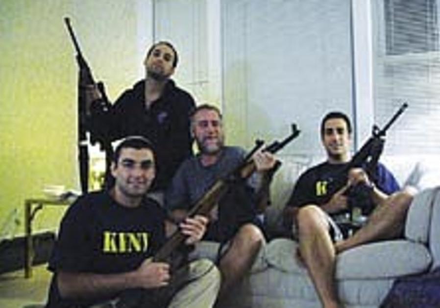 IDF vets train NY Jewish paramilitaries