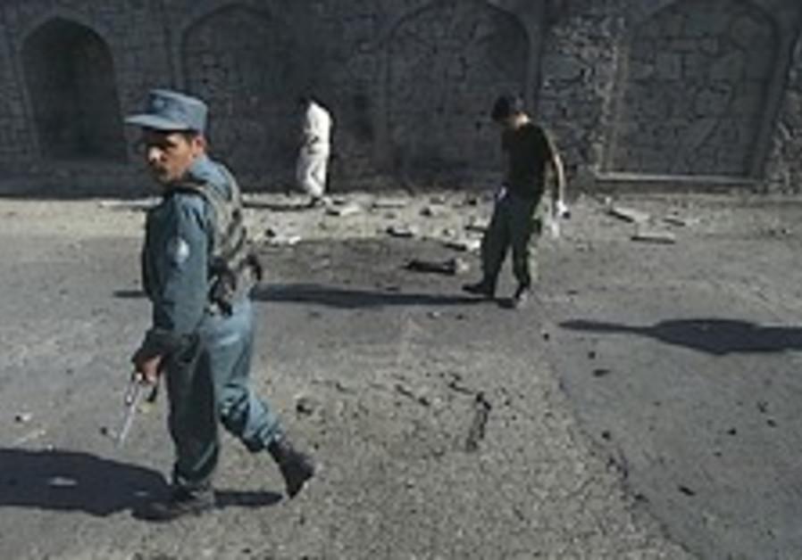 Dozens of terrorists killed in eastern Afghanistan