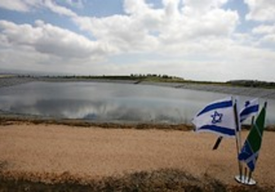 "Israel goes ""from Red Line to Black"" as the water crisis worsens"
