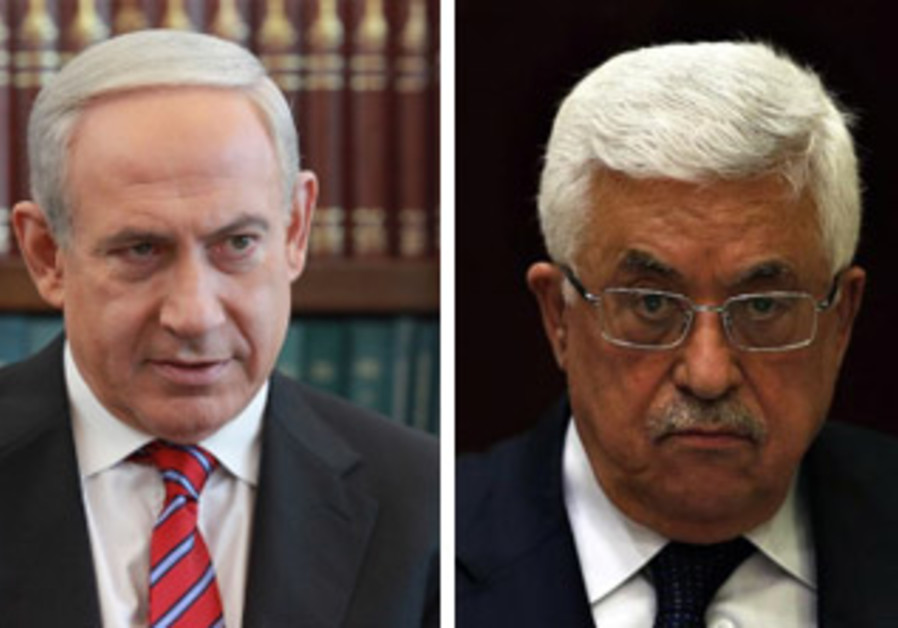 King, Abbas discuss Palestinian reconciliation agreement