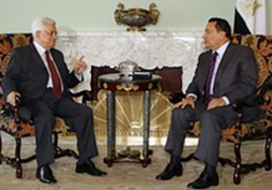 'Egypt to relaunch Palestinian dialogue'
