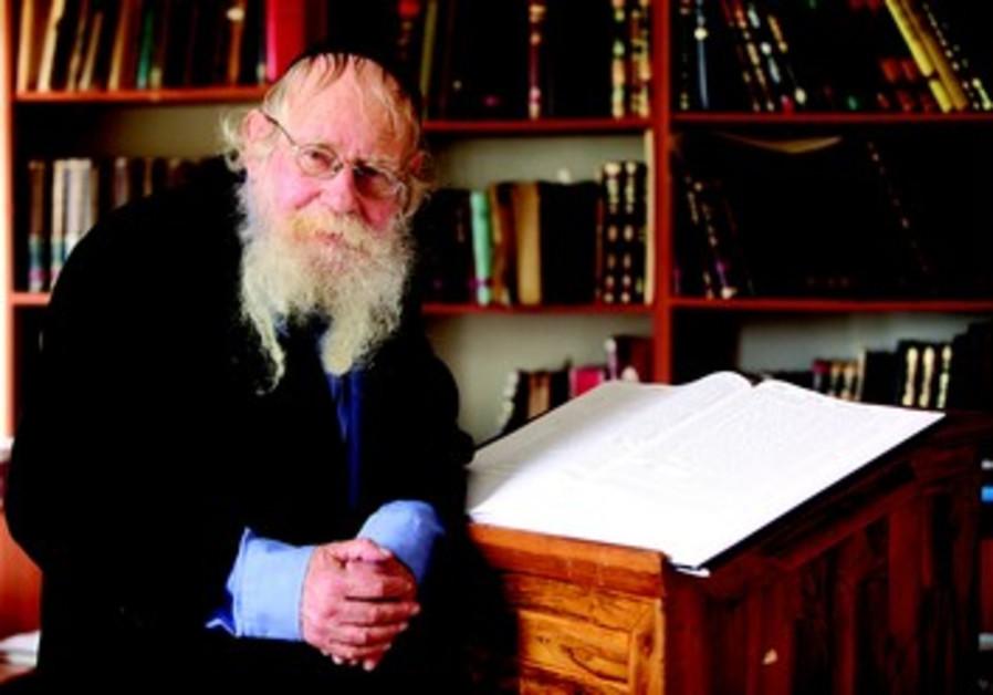 Rav Adin Even Israel Steinsaltz