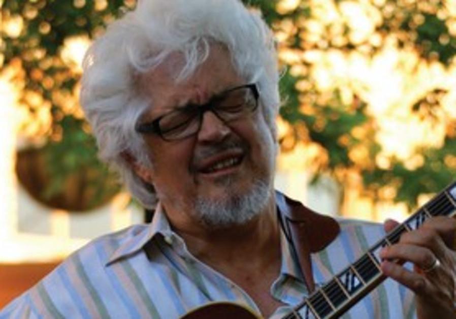 AMERICAN JAZZ guitarist Larry Coryell