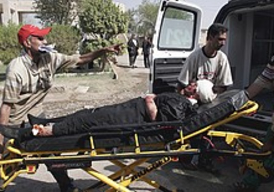 Government tally shows 87,215 Iraqis dead since 2005