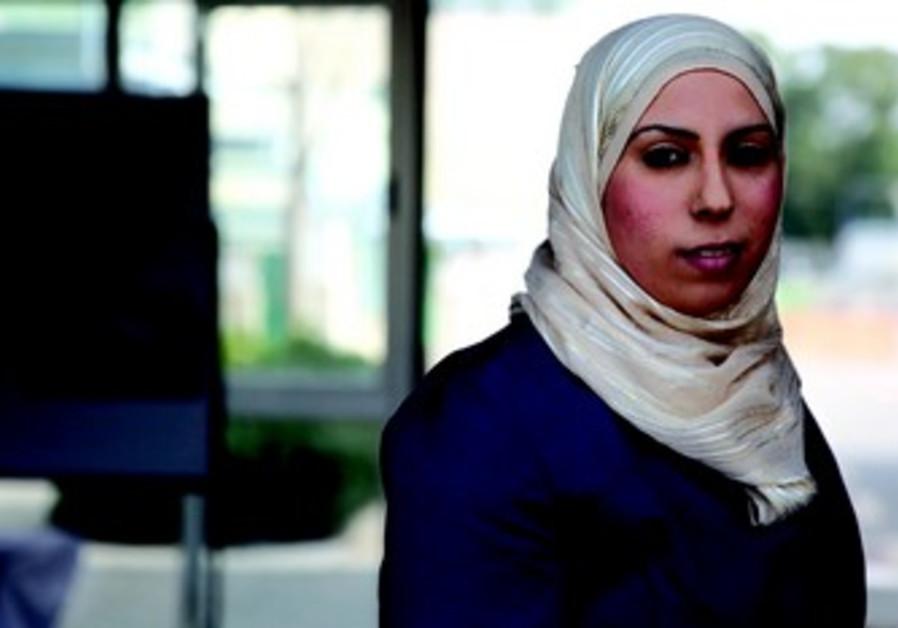 une professeure arabe