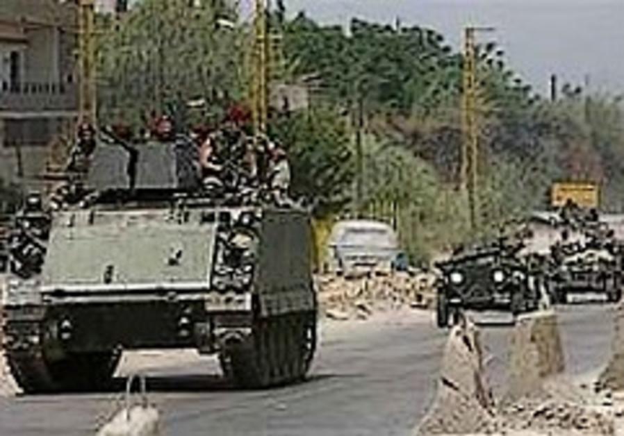 'Hizbullah training Lebanese Armed Forces'