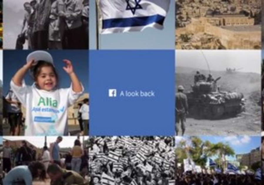 Israel Facebook video