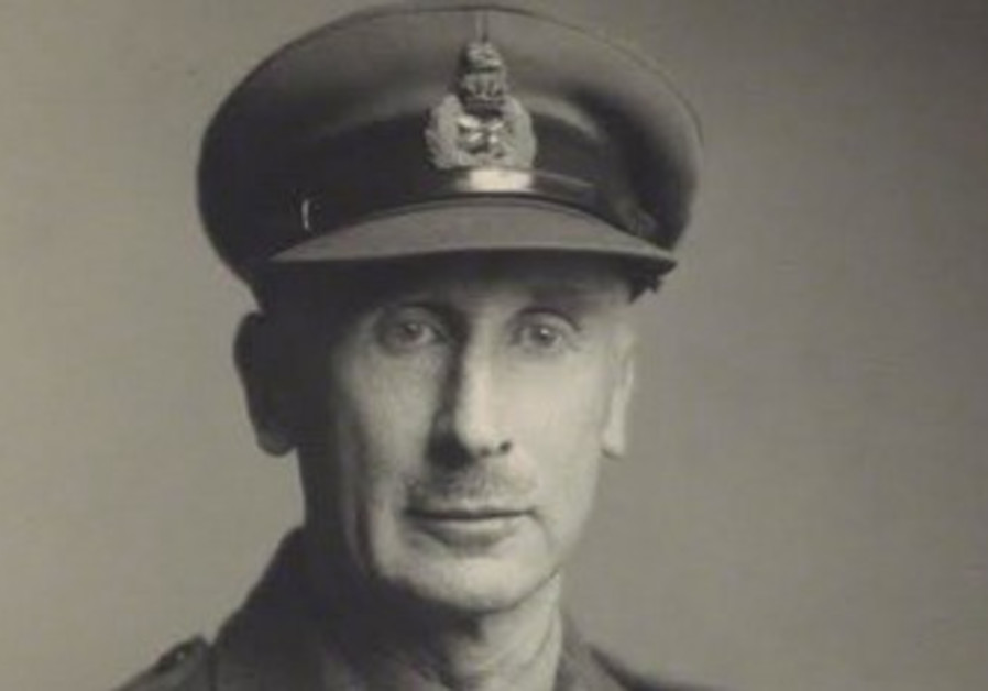 General Evelyn Hugh Barker