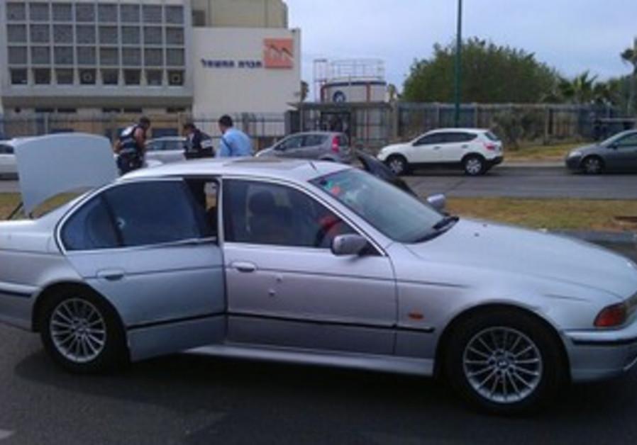 car shooting