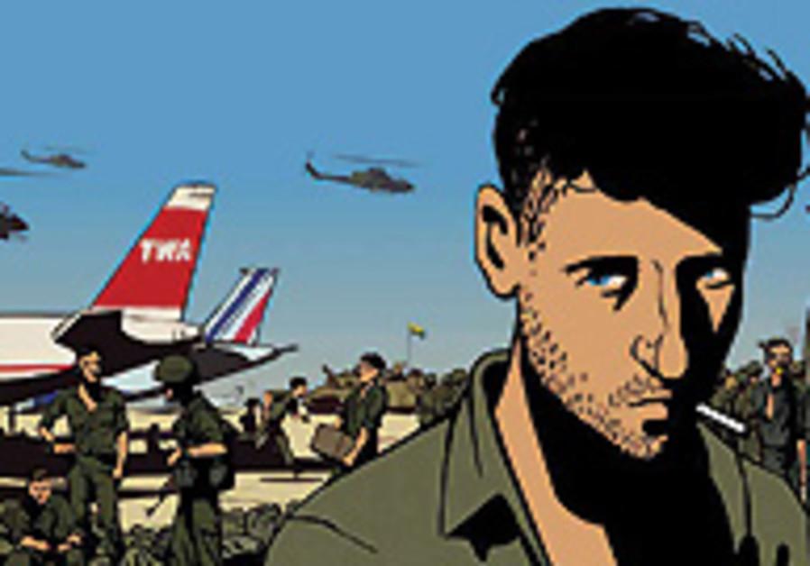 'Waltz with Bashir' sweeps Israeli Oscars