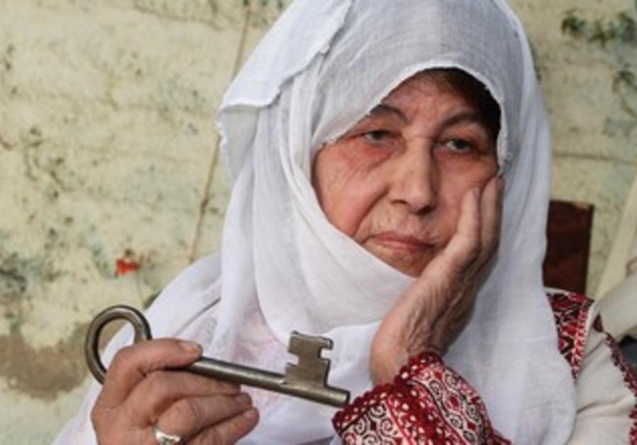 A woman in Amman