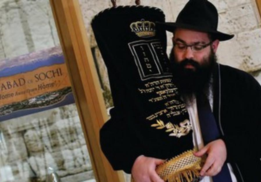 Sochi Rabbi Ari Edelkopf