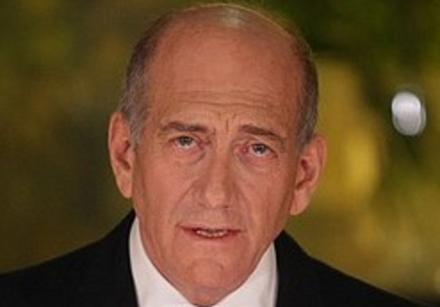 Analyze This: Olmert's last push