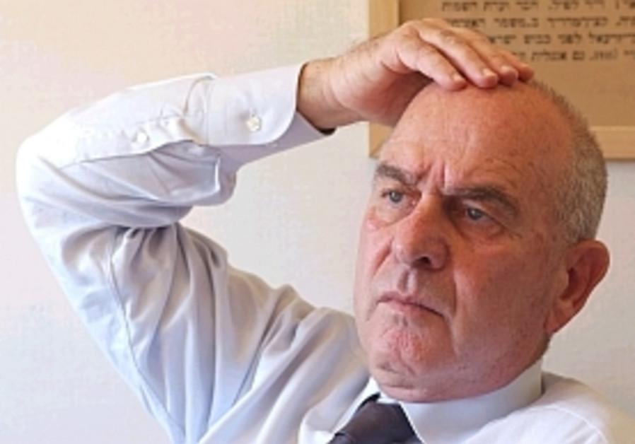 Peretz appeals to Vilna'i supporters