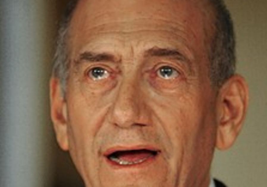 Background: Olmert's exit is not so simple... or speedy