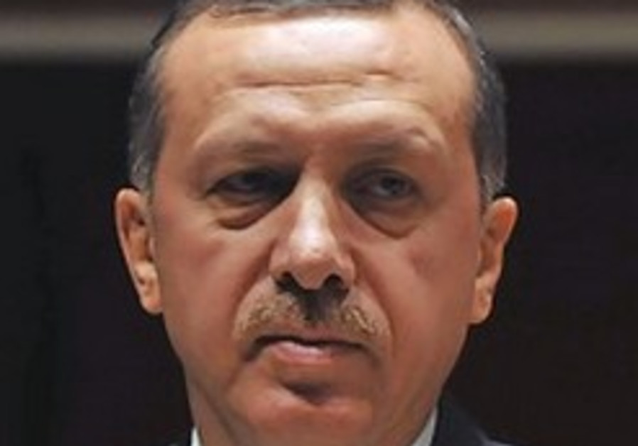 Erdogan: Bar Israel from the UN