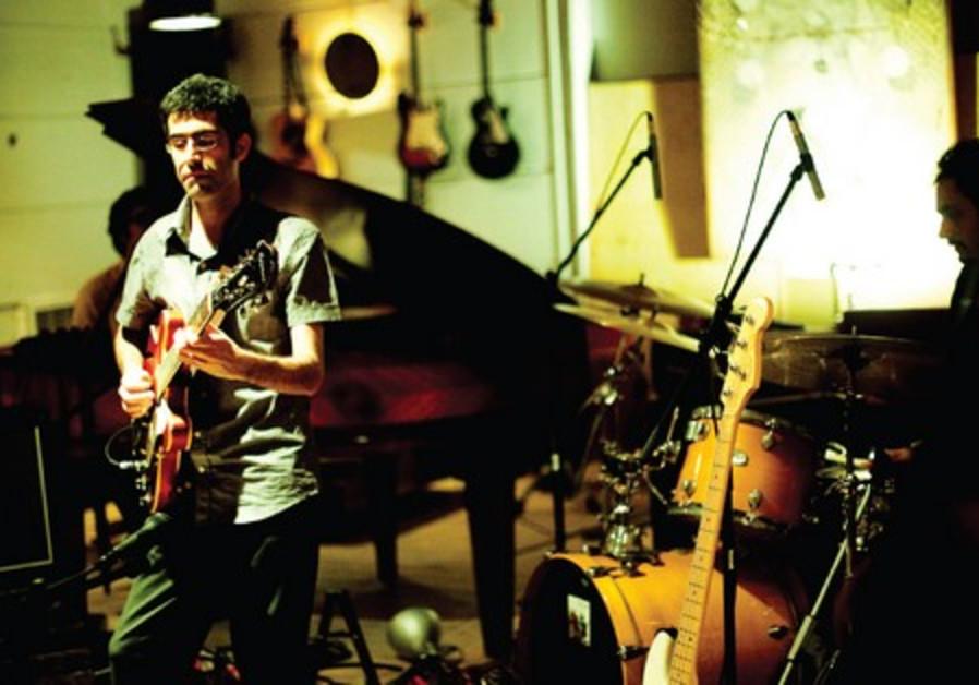 Guitarist Nadav Remez