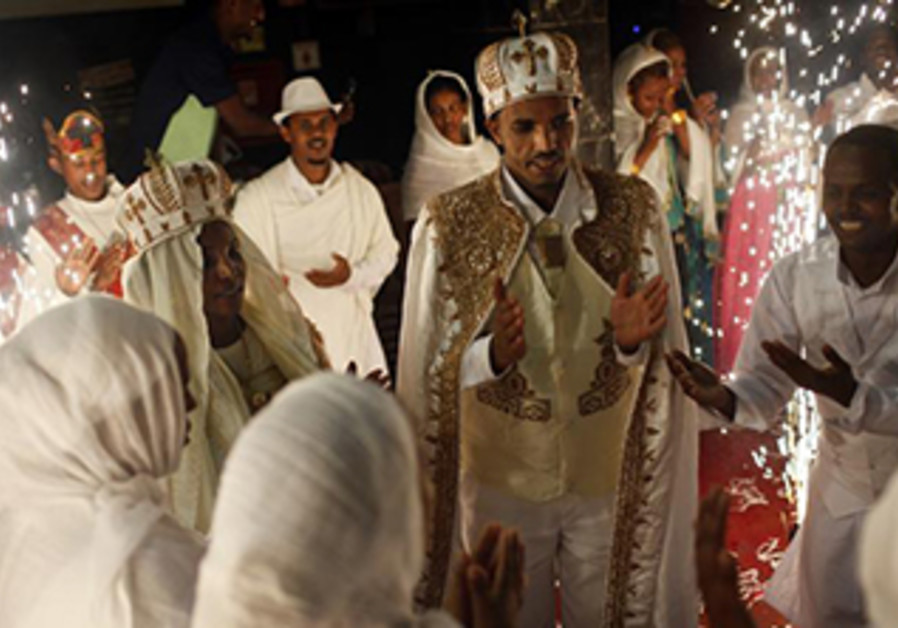 Eritrean wedding‏