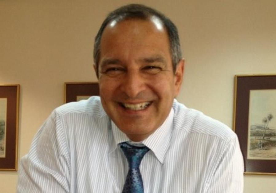 Mexican Ambassador to Israel Federico Sallas