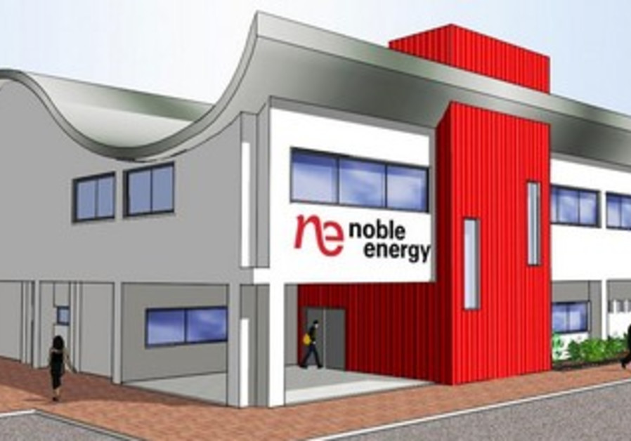 noble energy center rupin