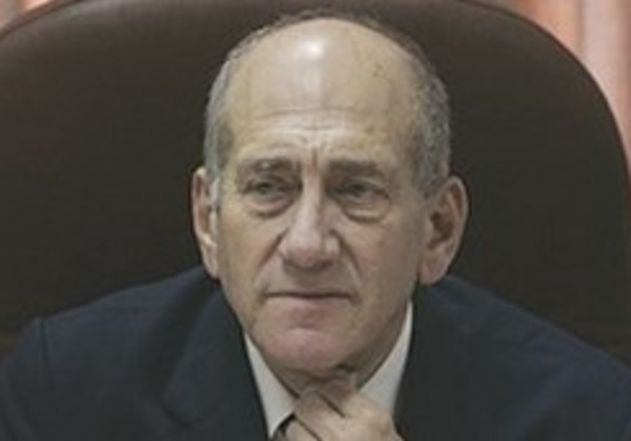 Olmert questioned for 16th, possibly last time as PM