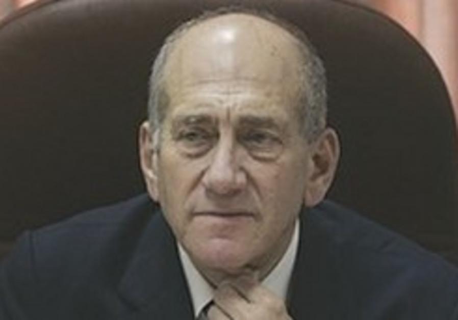 Olmert undergoes fourth interrogation