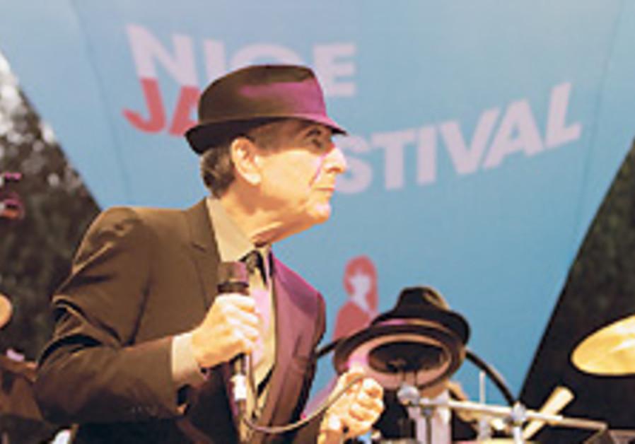 Leonard Cohen's Ramallah gig called off