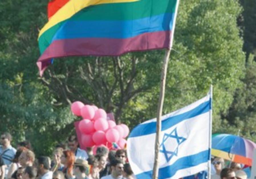 jerusalem gay pride parade