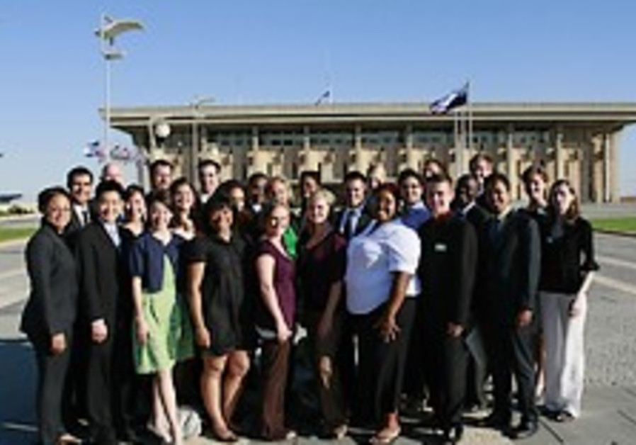 Producing Christian ambassadors for Israel