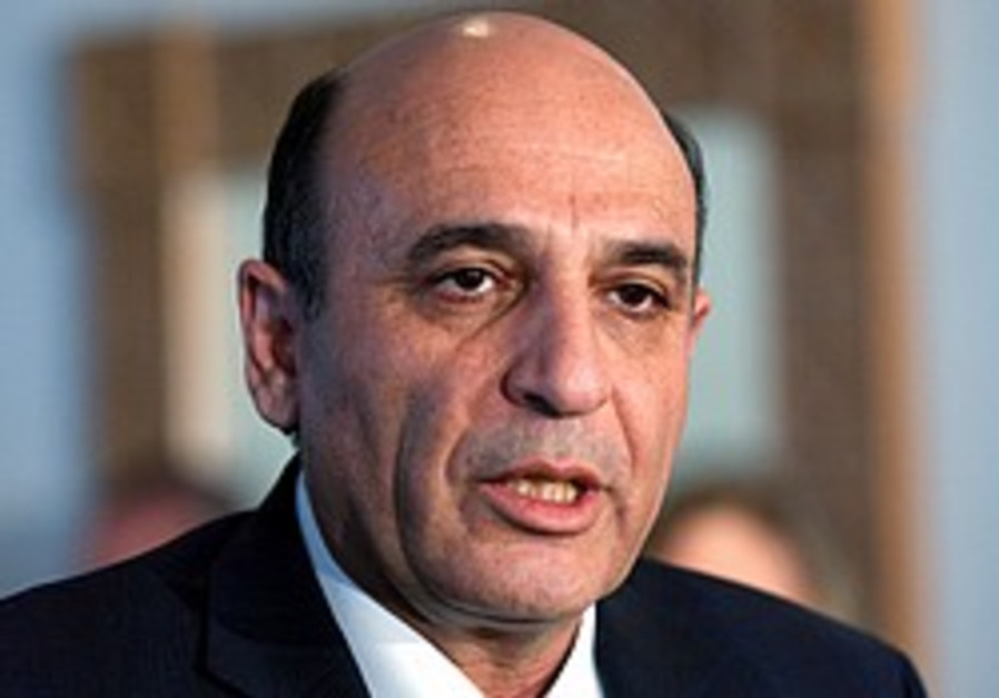 Mofaz: Incident was terror attack