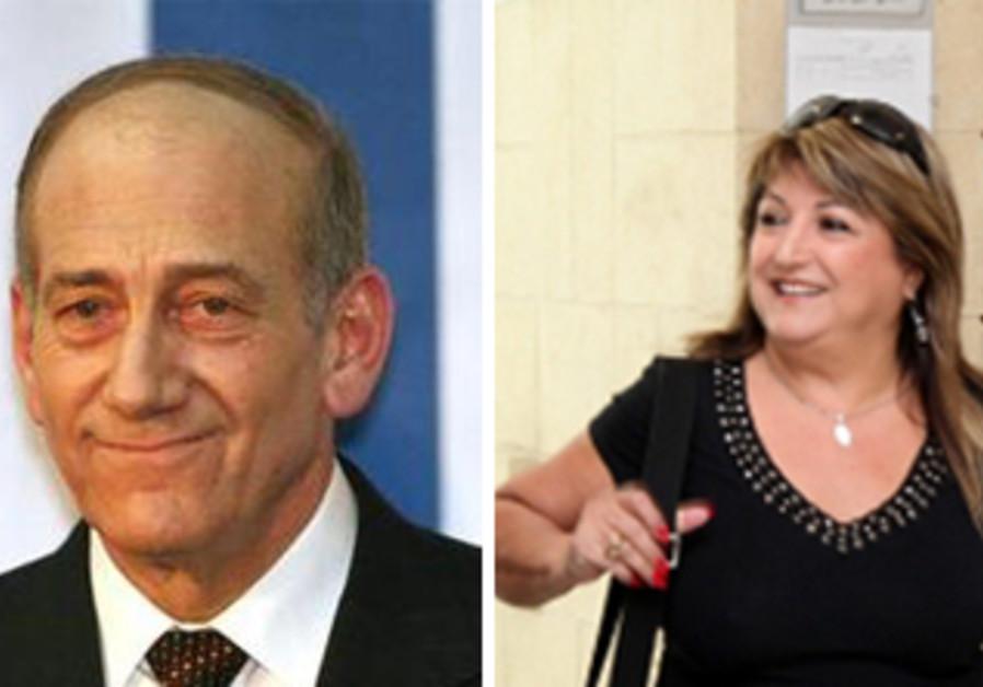 Olmert and Zaken