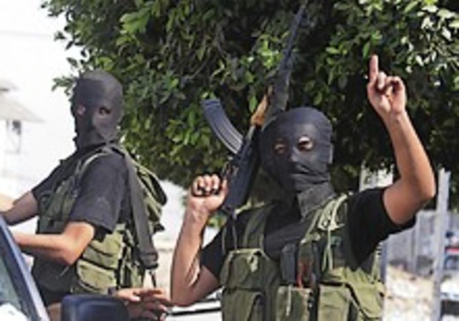 Hamas warns of uprising in W. Bank