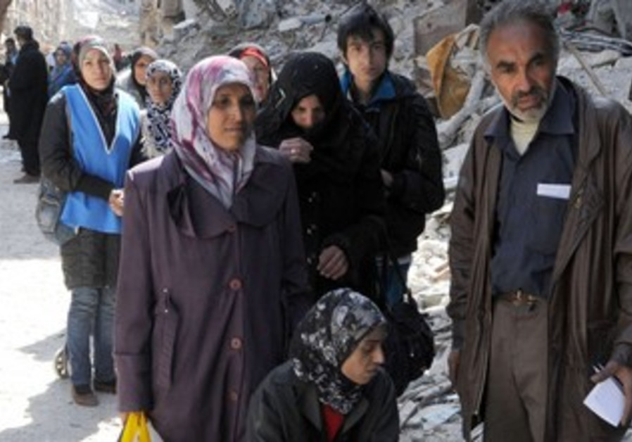 Deal reached to evacuate Syria's Yarmouk Palestinian refugee camp - state media