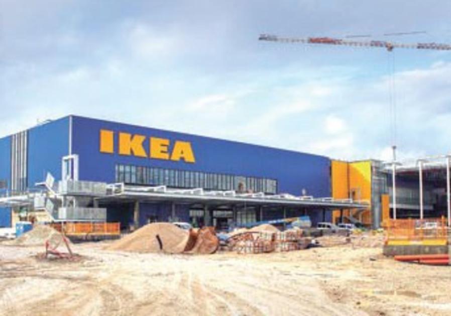 New IKEA opens in Kiryat Ata