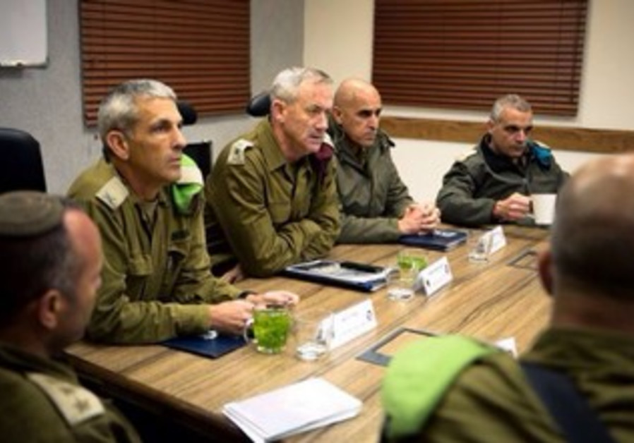 IDF Benny Gantz
