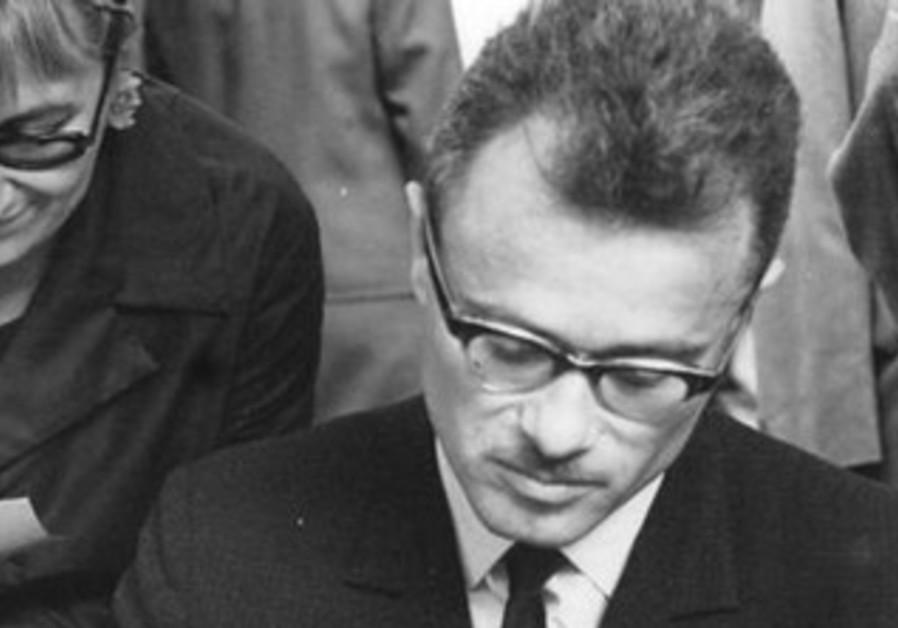 Icchokas Mera in 1968