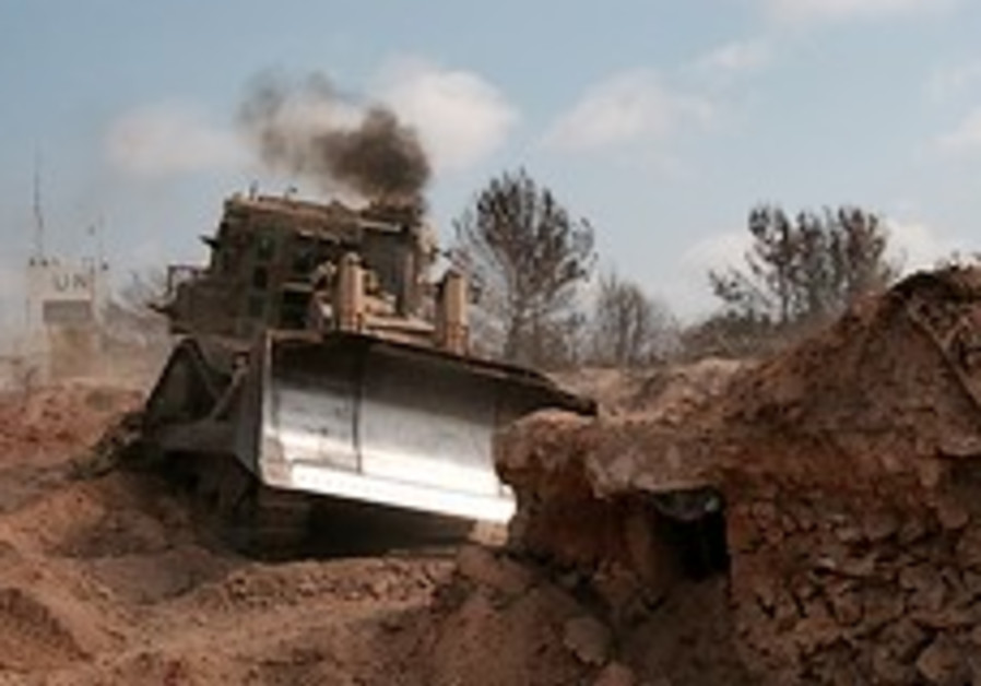 'Black Thunder' unmanned dozers to play greater role in IDF