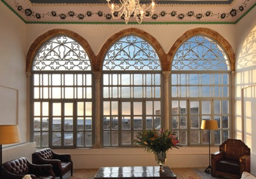The Efendi Hotel, Acre