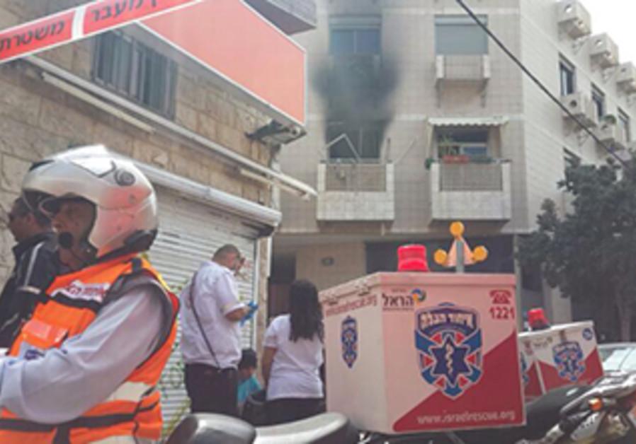 tel aviv explosion
