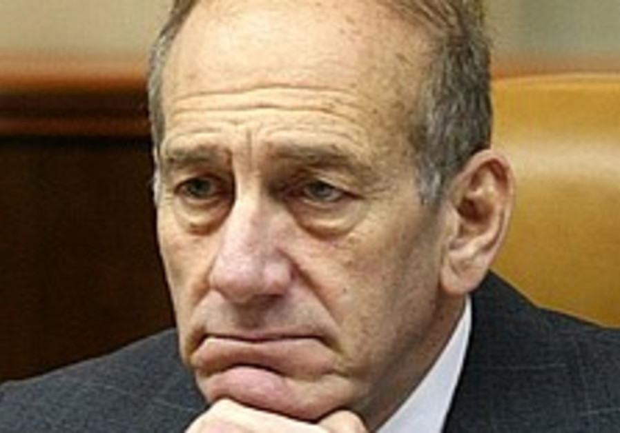 Kadima presses Olmert to leave PMO