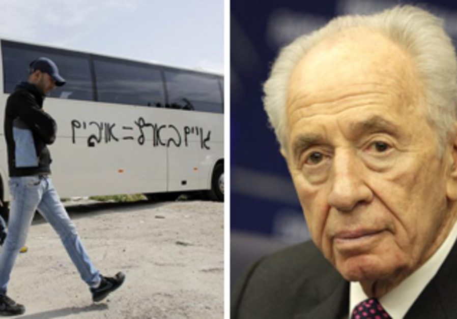 Peres on price tag attacks