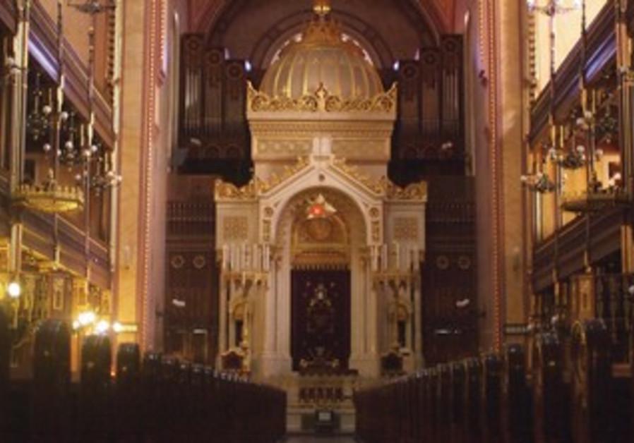 Hungarian synagogue
