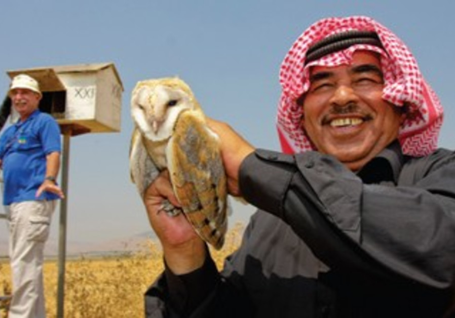 jordanian farmer
